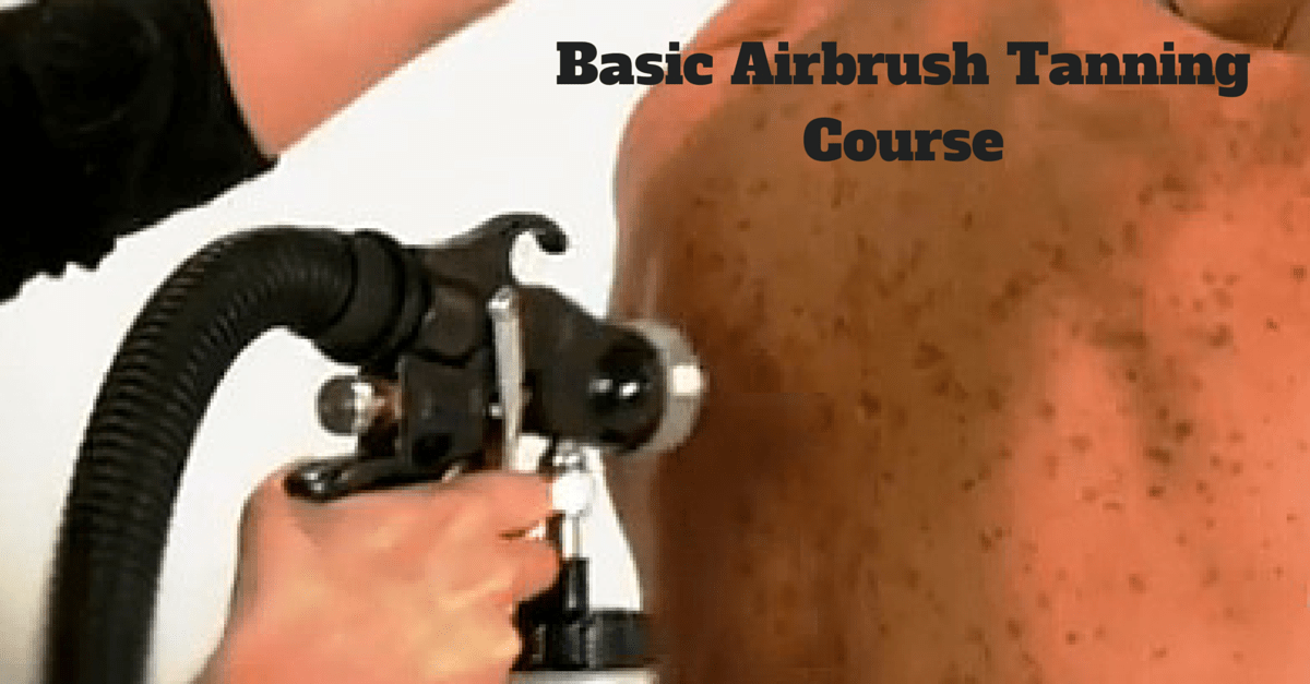 Basic Airbrush Tanning Certification
