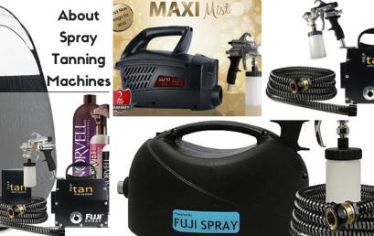 Spray Tanning Machine Reviews