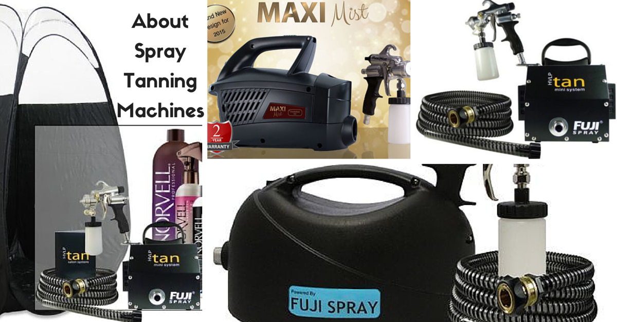 Spray Tanning Machine Reviews Airbrush Tanning Certification Classes